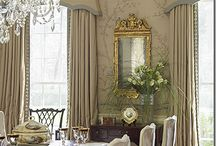 Gorgeous Dining Rooms / by Dovecote Decor