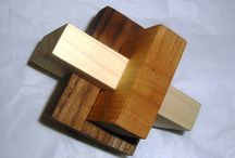 Games - Puzzles / Woodworking - Cribbage Boards and Simple Puzzles (to start)!!