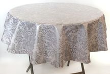 Round Classic Tablecloths