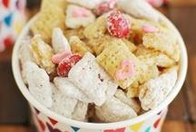 Snacks / by Cheryl Covington MacDowell