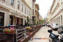 Central Travel / #bucharest #travel #visit