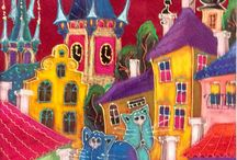 Paintings Galyna Voloshchuk