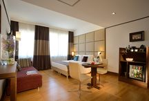 Rooms & Suites / Deluxe, superior with balcony and suites