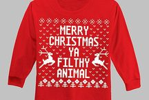 Christmas Clothes!! / by Alyssa Marie Murray