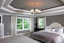Tray ceilings