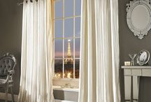 Curtains / Made to Measure & Designer Curtains from Victoria Linen. From Kylie Minogue, to your own personalised drapes - we cater for all needs and sizes.