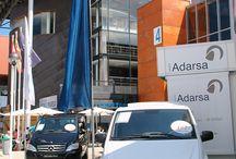 Eventos Grupo Adarsa / Fotos de los eventos, ferias, presentaciones, etc que organiza Grupo Adarsa, Concesionario Mercedes-Benz.
