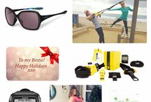 Tone It Up Holiday Gift Guide / by Tone It Up Karena & Katrina
