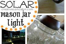 Mason Jar Crafts / by Addie Herrington