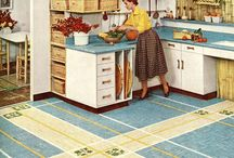 1950s Kitchen & Dining
