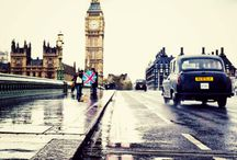 London / by Tomas OR Howells