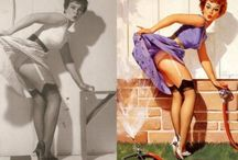 Pin Up Posies
