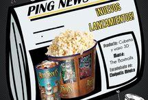 ¡Nuevos Lanzamientos! / Conoce los nuevos productos de Ping Solutions.  #pingsolutions #nuevoslanzamientos #coleccionables #mexico