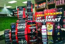 I satori range of supplements / Pre gro Hyper grow Bio-gro Curvelle Eat smart bags Eat smart bars Restoriad Morph Aminos