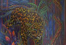 Animal Spirit Art
