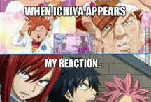 fairy tail and other