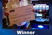 Winners! / Winners at Pala Casino Spa & Resort in Northern San Diego County.