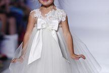 wedding kids dress