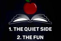 Teachers be like... / Teachers and teaching