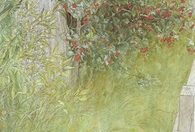 Art - Carl Larsson & Jessie Wilcox Smith / Favorite art from Carl Larsson & Jessie Wilcox Smith, unrelated artists, but a similar style. / by Katie Habgood