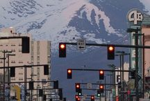 Travel: Anchorage, AK / Best time to travel is May - September / by Kathy Sullivan