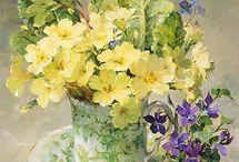 fiori primi le violette