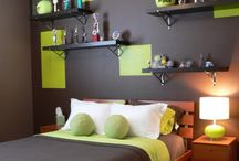Decor-Teen Boy Bedroom