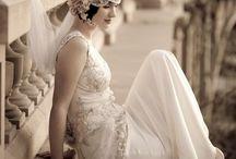 1920´s wedding dresses