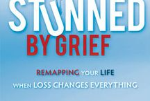 Stunned By Grief books / Stunned By Grief book & journal - self help resources for anyone who wants to understand and learn how to work through grief