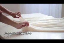 Pachwork tutoriales en video / by amparo Aracil