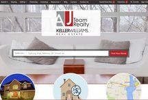 AJ Team Realty Website