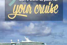 Cruise Tips