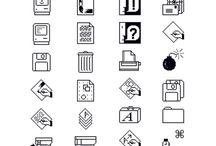 Concept design - Icons