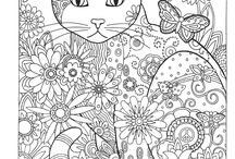 14) Coloring book