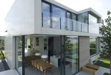 Arch. Dream Houses / Architecture Home Building House Residence Villa