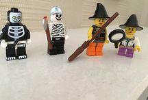 Halloween Lego / Lego Halloween figures