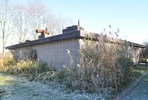 Cold War fortification Holland