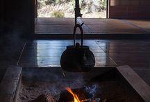 Irori Fireplace / 囲炉裏 Irori Fireplace