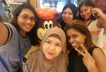 MarketOne Singapore trip to Indonesia