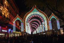 fete des lumières à Lyon 2013 / fete des lumières à Lyon 2013