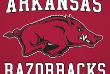 RAZORBACKS / by Patty Hunt-Mandera