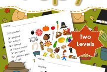 School - Thanksgiving