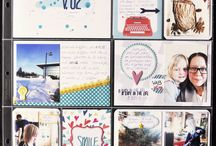 Cocoa Daisy February 2016:  Pop Fizz / We carefully curate Scrapbooking, Day in the Life (Project Life or pocket scrapbooking), Day Planner (organizers, filofax, kikki k, planner), and Art Journaling kits every month.