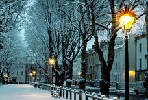 Winter in Bristol / Bristol at its seasonal best - Winter and Christmas. #merrybristmas