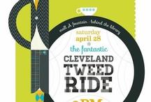 tweed ride / by Bridget Buescher