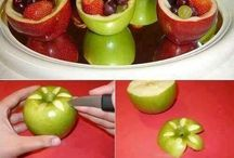 food serving ideas