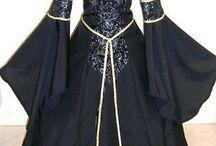 중세 드레스