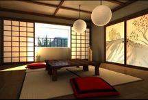 Japanese Home Decor / I love japanese style