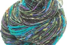 Handmade Art & Craft Supplies / Beautiful handmade art and craft supplies, including handspun art yarn, from the Hudson Valley Etsy Team.