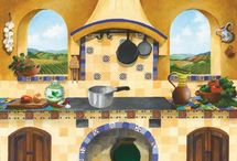 La Cocina / Kitchens inspired by Mexico and more